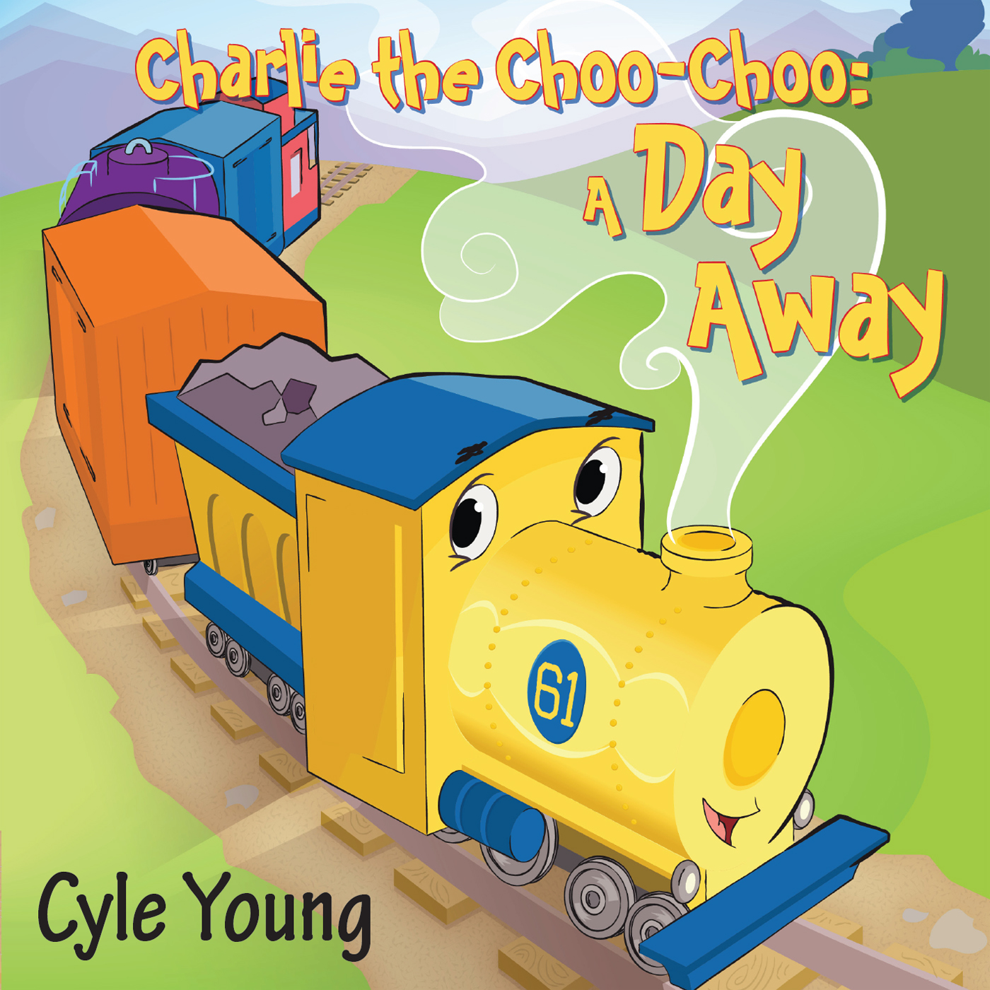 CoverPageCharlie_the_ChooChooA_Day_Away